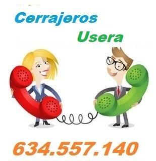 Telefono de la empresa cerrajeros Usera